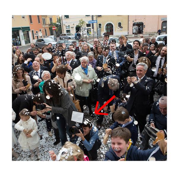 Dov'è la fotografa?